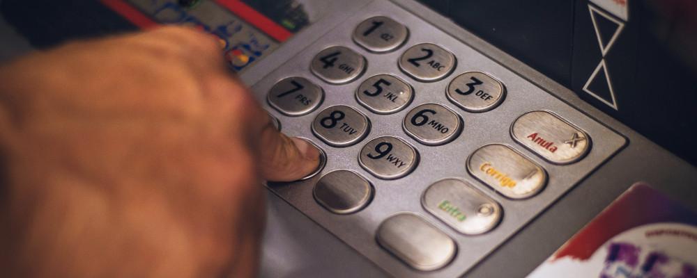 ATM Geldautomat Inventarisierungssoftware