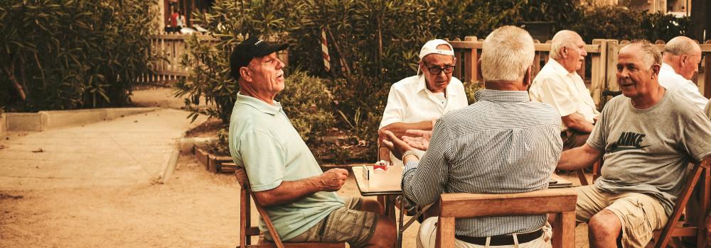 Senioren tisch inventar itexia