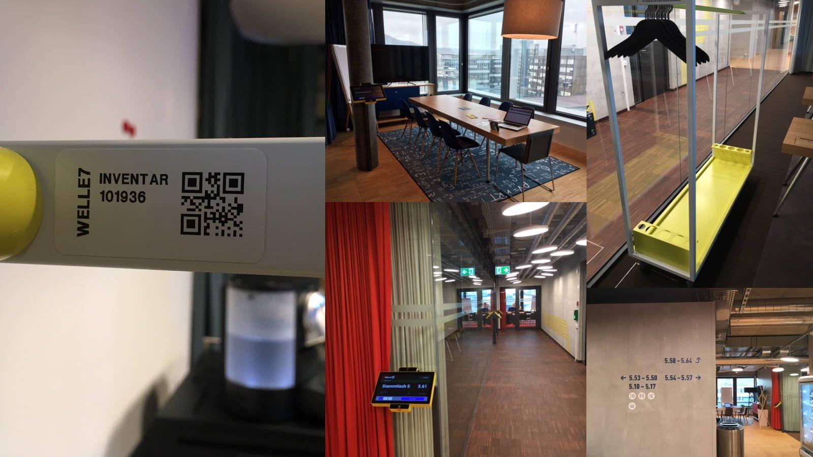 MIRGOS Inventarisierung Software App RFID ITEXIA