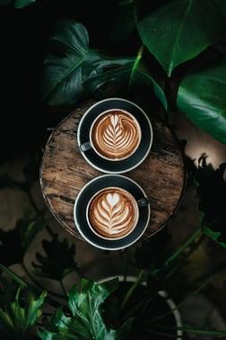 Kaffee Anlageninventur