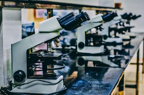 Mikroskope Labor Equipment Inventurmanagement