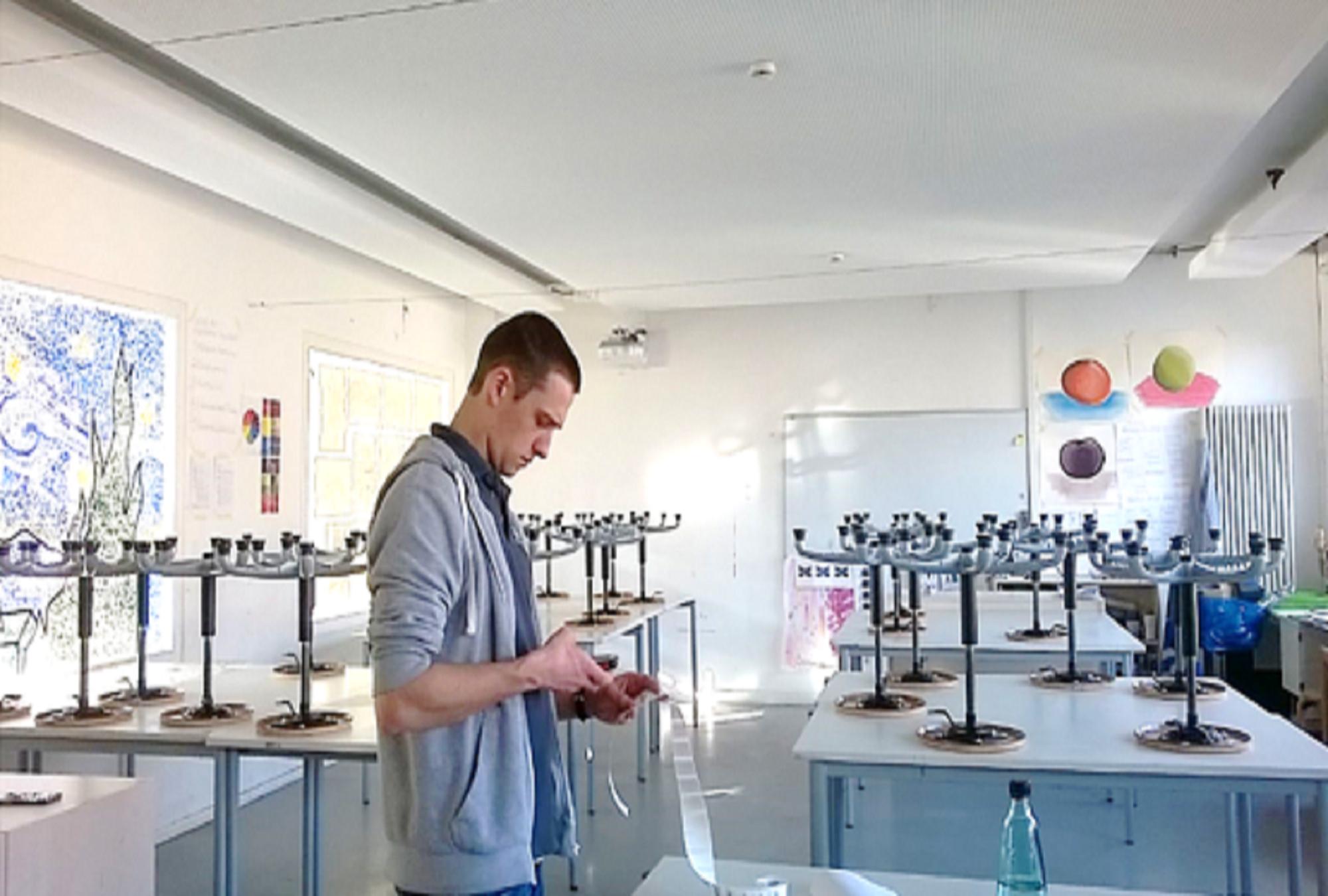 In 5 Tagen zur Inventarisierung der Berlin Metropolitan School