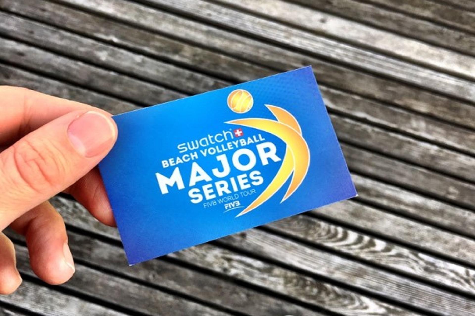 Mit den Beach Majors um die Welt - Customer Success Story